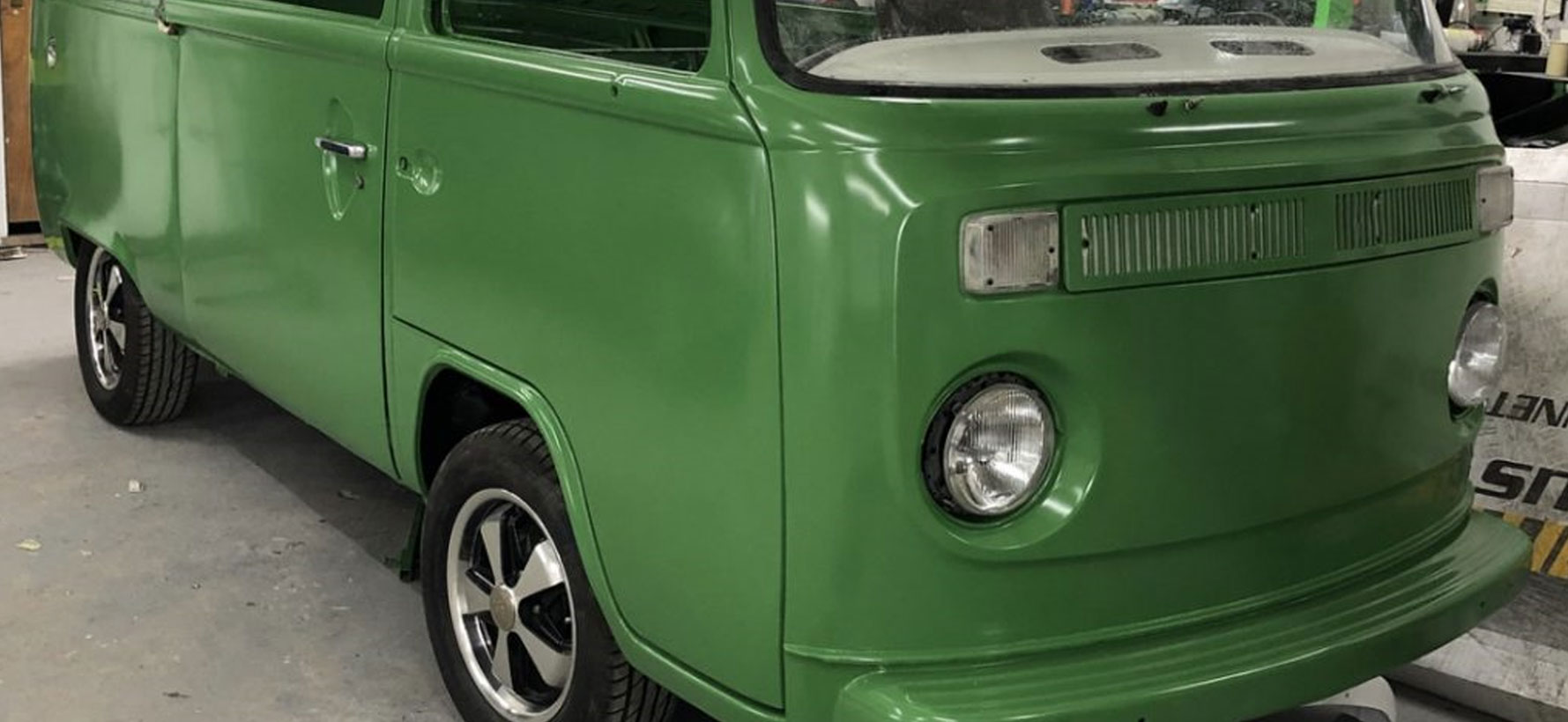 Green-VW-Old