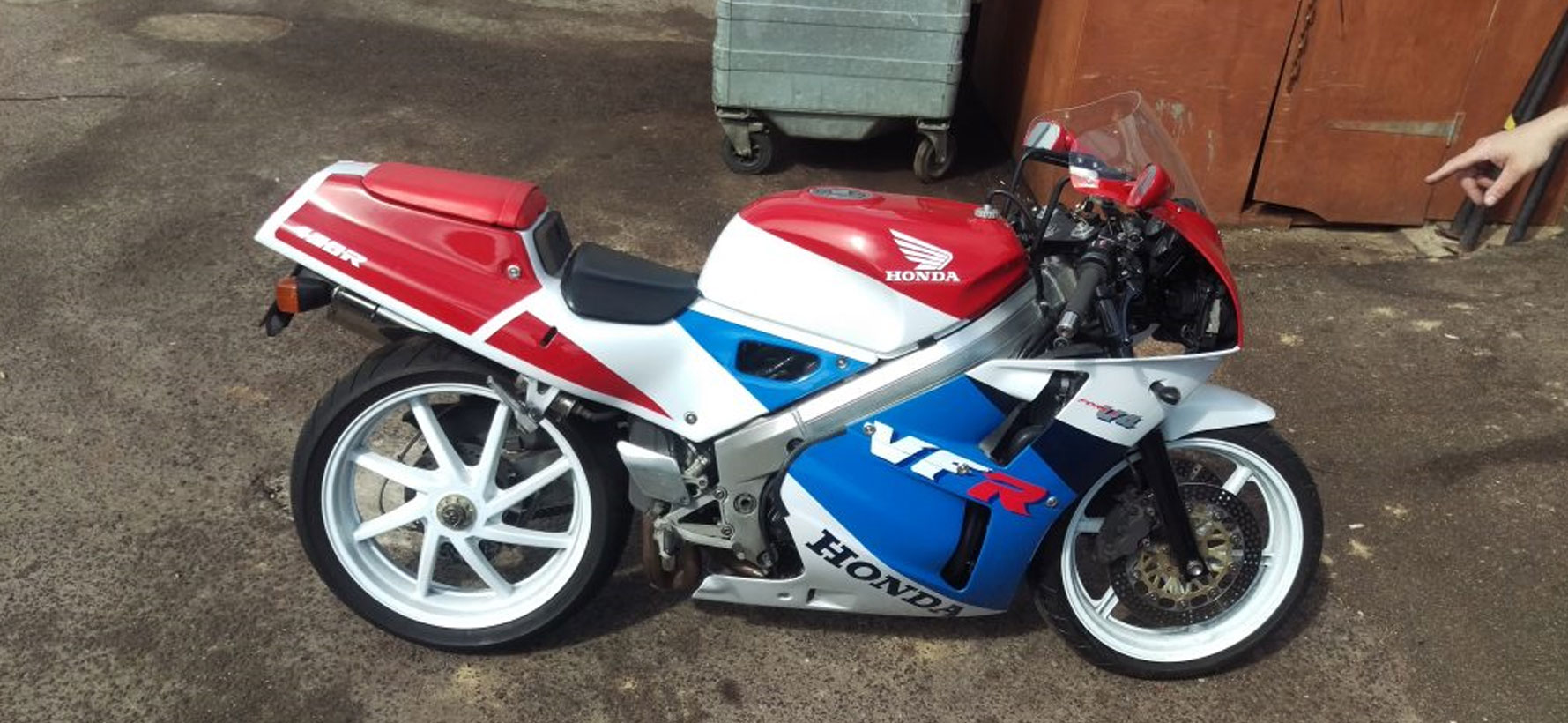 Honda-VFR