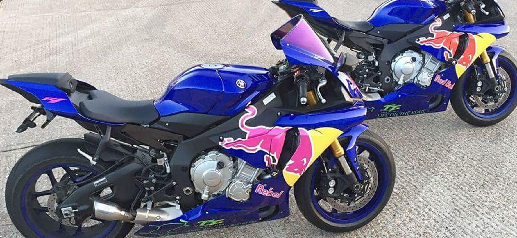 Redbull-Motorcycles