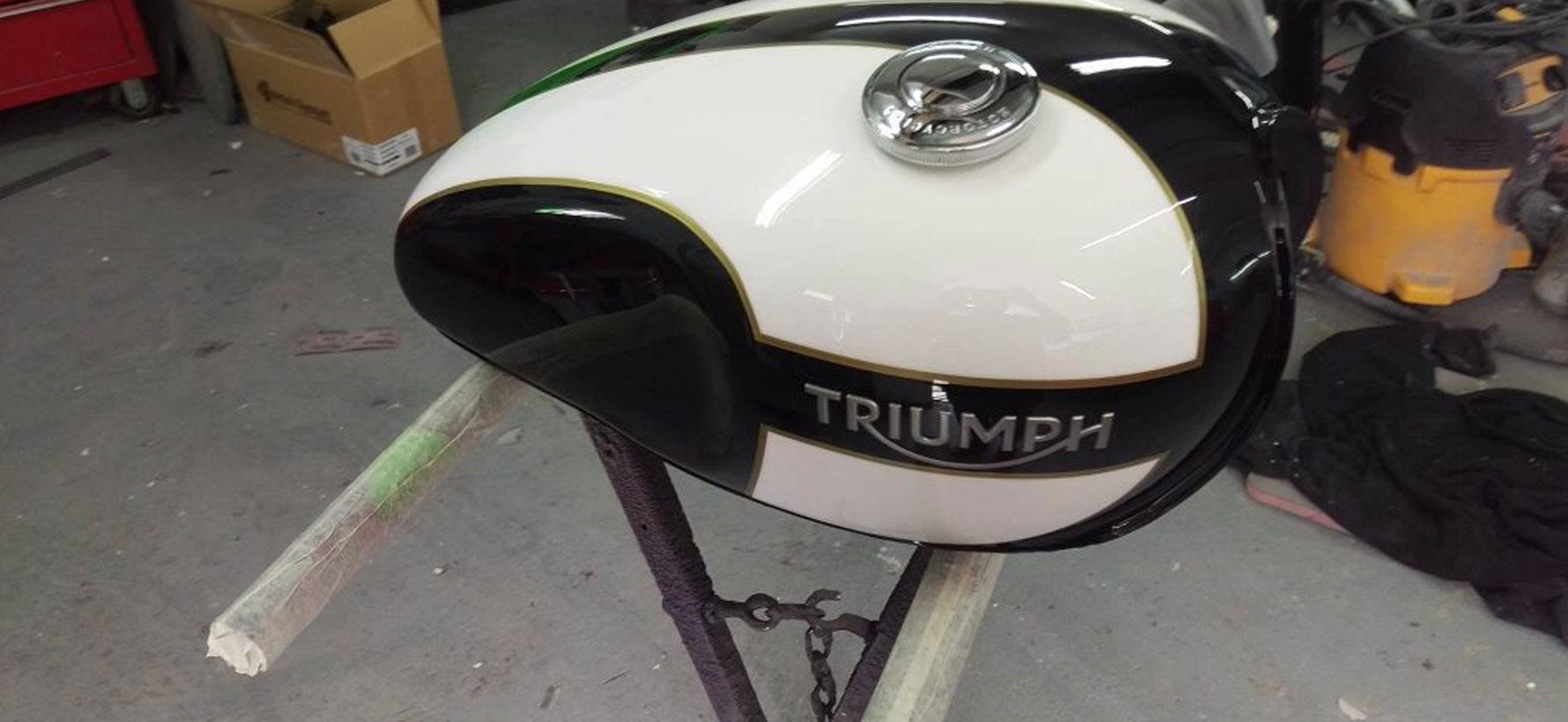 Triumph-Tank